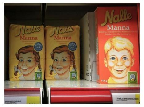 supermarkt regal helsinki